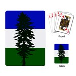Flag of Cascadia Playing Card Back