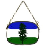 Flag of Cascadia Chain Purses (Two Sides)  Back