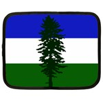 Flag of Cascadia Netbook Case (XXL)  Front