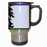 Flag of Cascadia Travel Mugs (White) Right