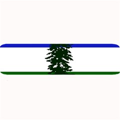 Flag Of Cascadia Large Bar Mats