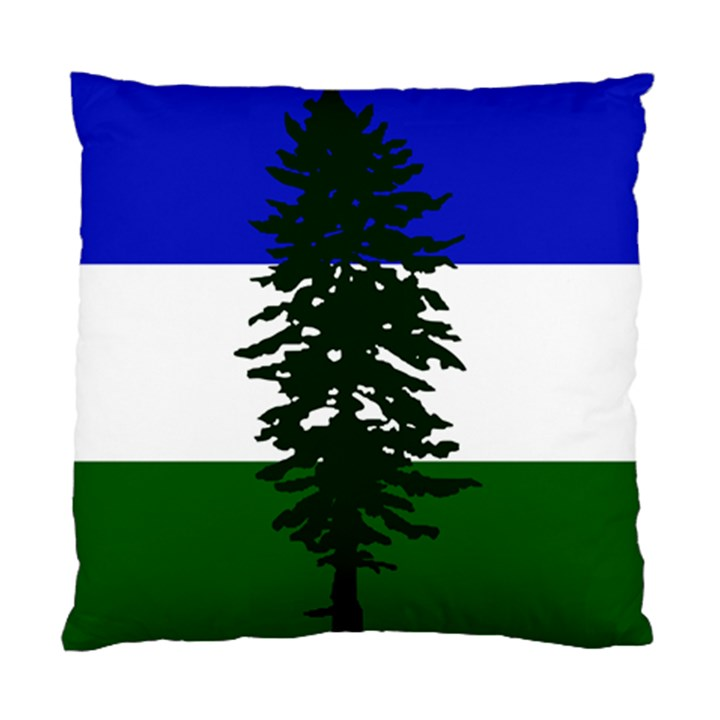 Flag of Cascadia Standard Cushion Case (One Side)