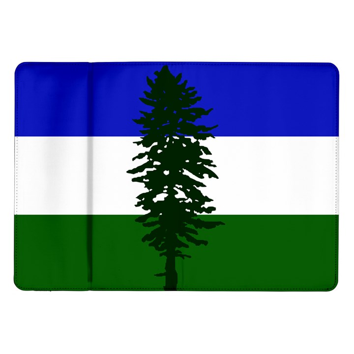 Flag of Cascadia Samsung Galaxy Tab 10.1  P7500 Flip Case