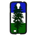 Flag of Cascadia Samsung Galaxy S4 I9500/ I9505 Case (Black) Front