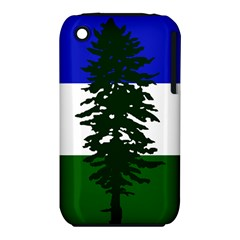 Flag Of Cascadia Iphone 3s/3gs