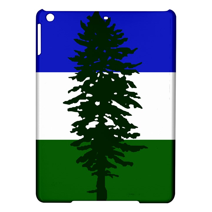 Flag of Cascadia iPad Air Hardshell Cases