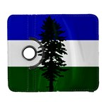 Flag of Cascadia Galaxy S3 (Flip/Folio) Front