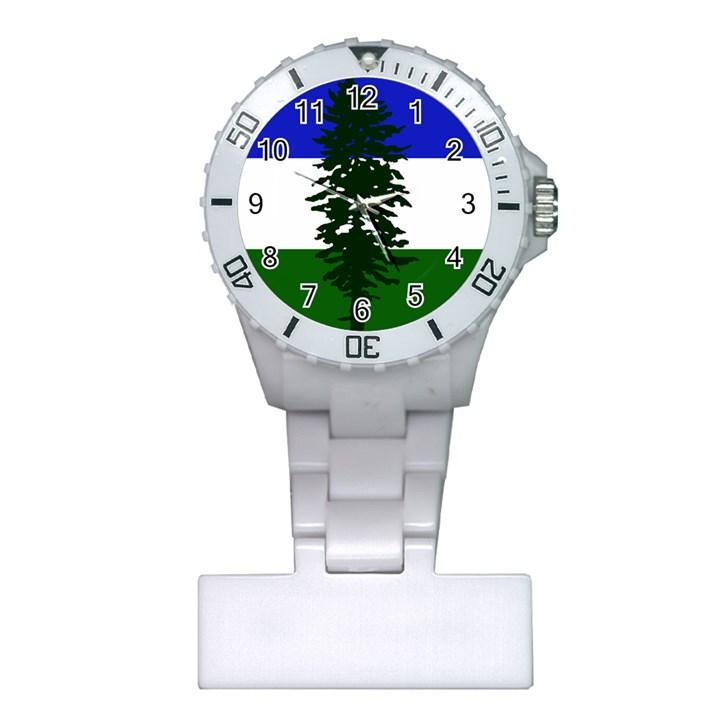 Flag of Cascadia Plastic Nurses Watch