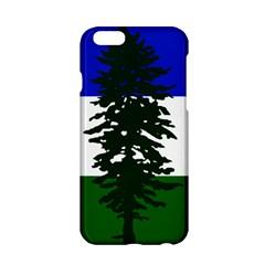 Flag Of Cascadia Apple Iphone 6/6s Hardshell Case