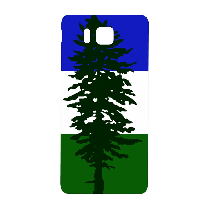 Flag of Cascadia Samsung Galaxy Alpha Hardshell Back Case