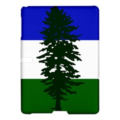 Flag Of Cascadia Samsung Galaxy Tab S (10 5 ) Hardshell Case