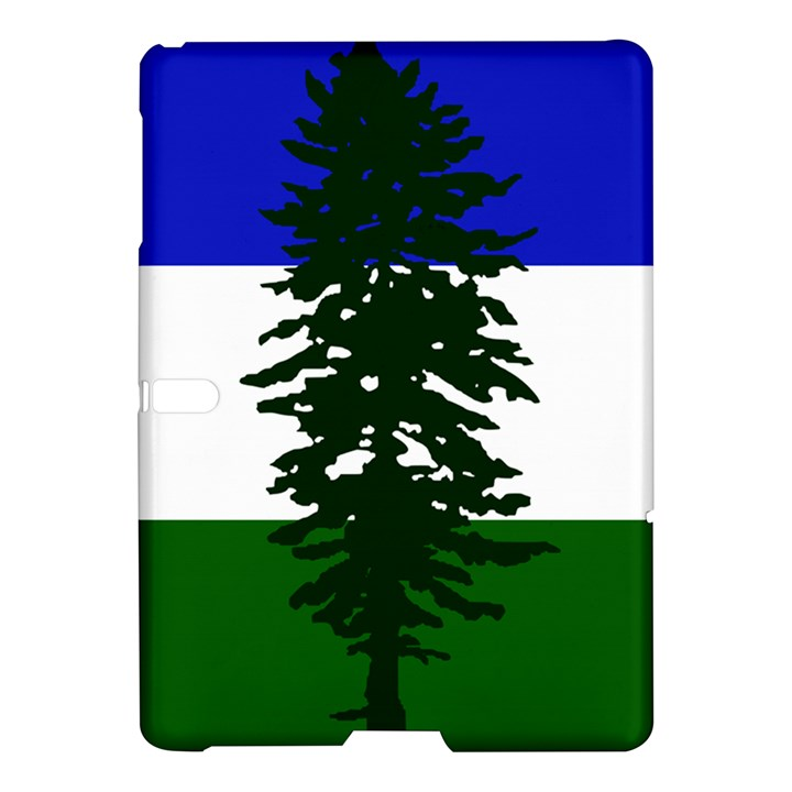 Flag of Cascadia Samsung Galaxy Tab S (10.5 ) Hardshell Case