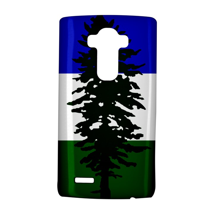 Flag of Cascadia LG G4 Hardshell Case