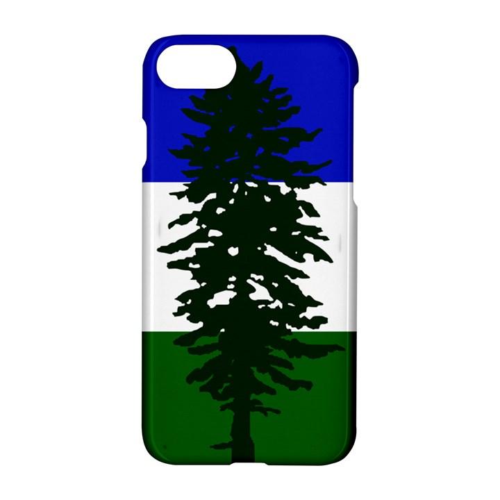 Flag of Cascadia Apple iPhone 8 Hardshell Case