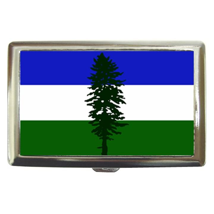 Flag of Cascadia Cigarette Money Cases