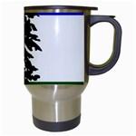 Flag of Cascadia Travel Mugs (White) Right