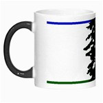 Flag of Cascadia Morph Mugs Left