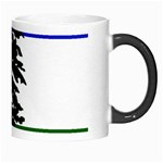 Flag of Cascadia Morph Mugs Right