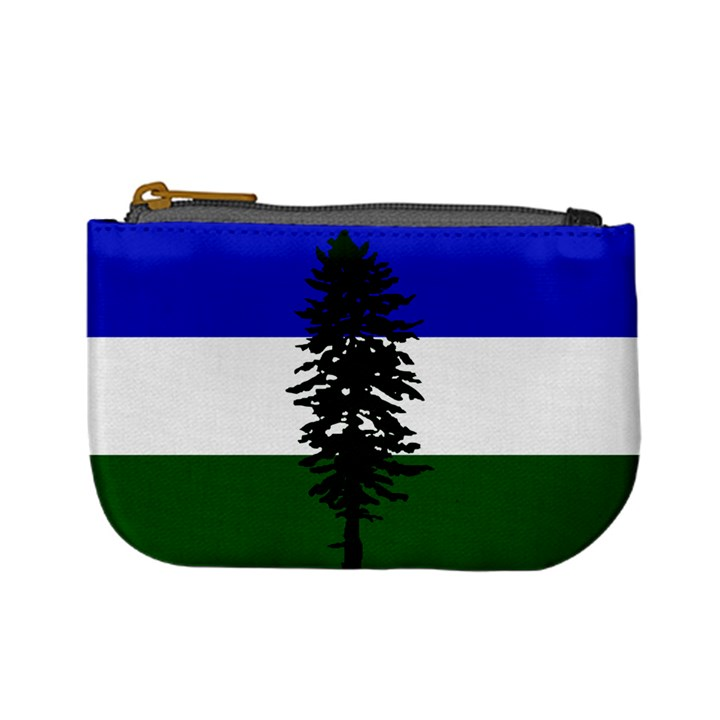Flag of Cascadia Mini Coin Purses
