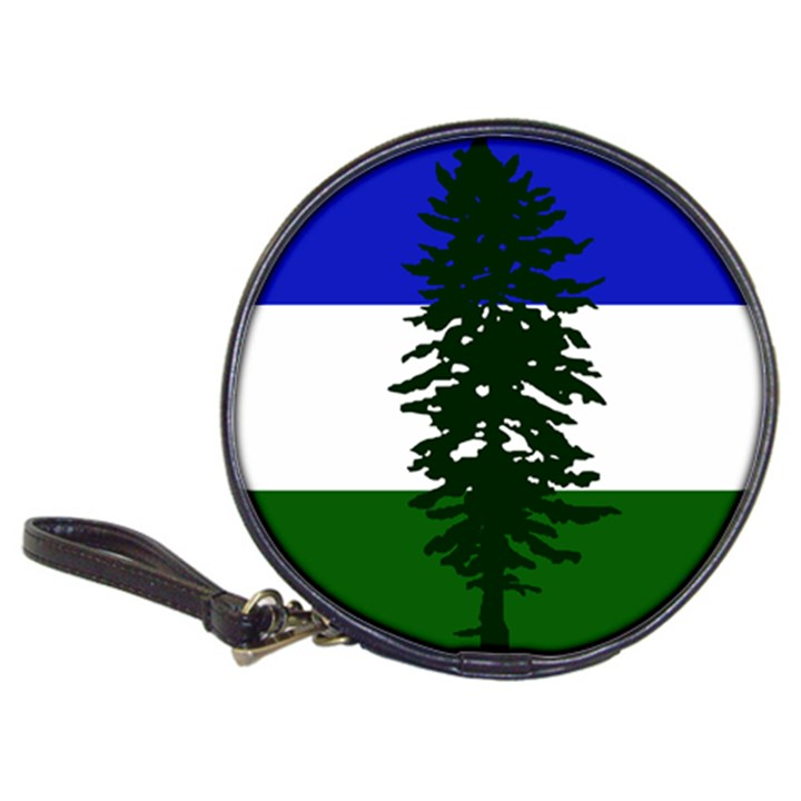 Flag of Cascadia Classic 20-CD Wallets