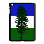 Flag of Cascadia Apple iPad Mini Case (Black) Front