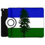 Flag of Cascadia Apple iPad Mini Flip 360 Case Front