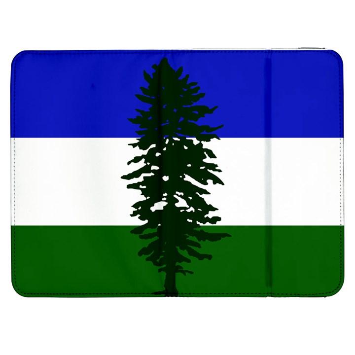 Flag of Cascadia Samsung Galaxy Tab 7  P1000 Flip Case