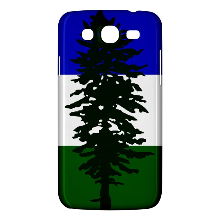 Flag of Cascadia Samsung Galaxy Mega 5.8 I9152 Hardshell Case