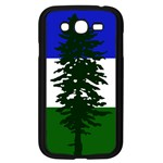 Flag of Cascadia Samsung Galaxy Grand DUOS I9082 Case (Black) Front