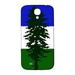 Flag of Cascadia Samsung Galaxy S4 I9500/I9505  Hardshell Back Case Front