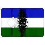 Flag of Cascadia Kindle Fire HDX Flip 360 Case Front