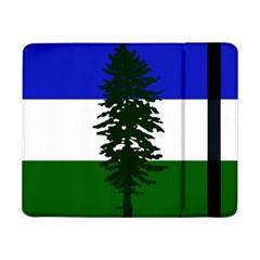 Flag Of Cascadia Samsung Galaxy Tab Pro 8 4  Flip Case
