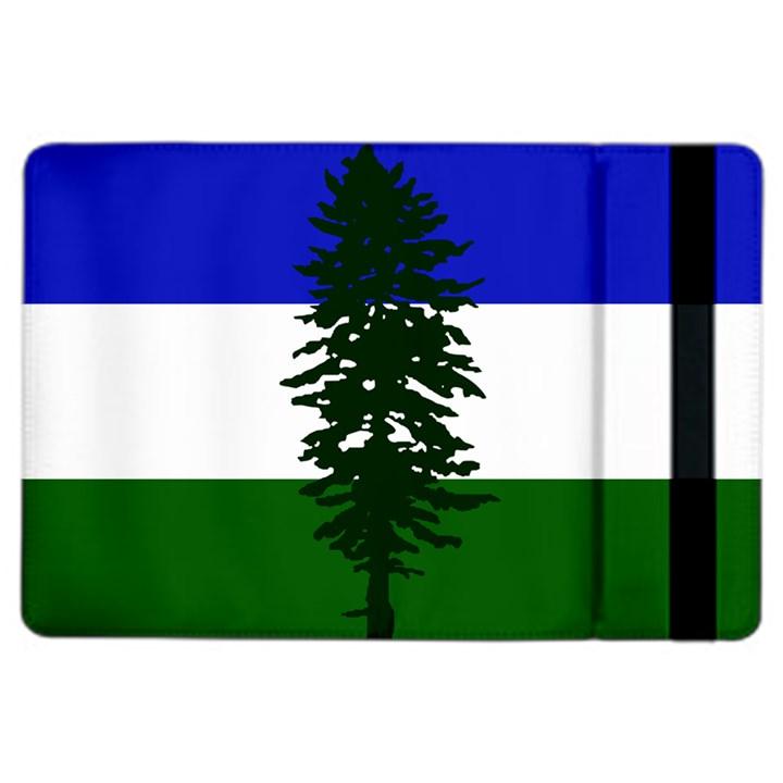 Flag of Cascadia iPad Air 2 Flip