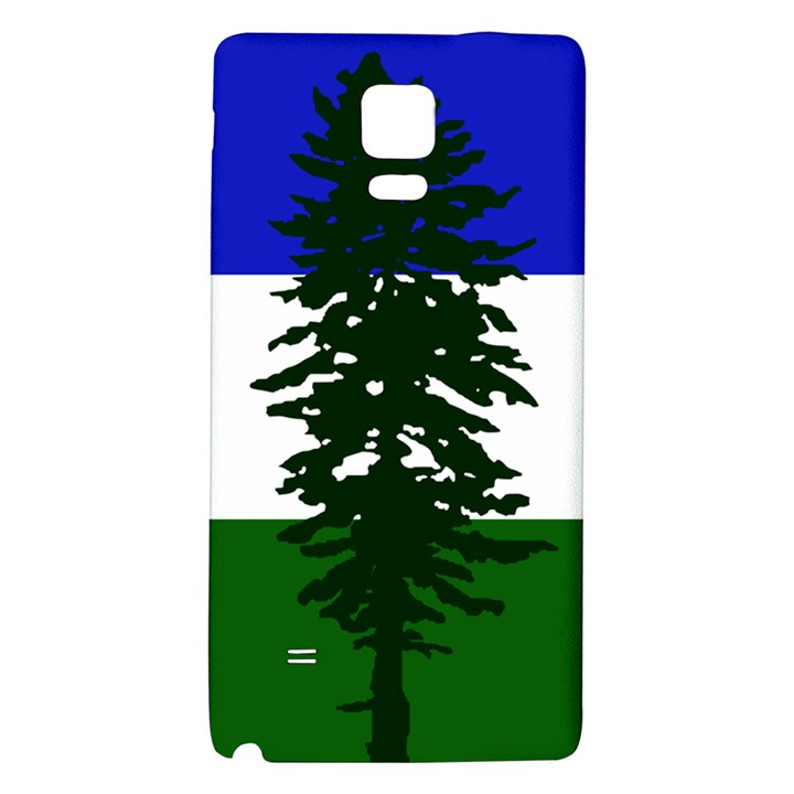 Flag of Cascadia Galaxy Note 4 Back Case
