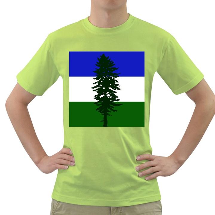 Flag of Cascadia Green T-Shirt