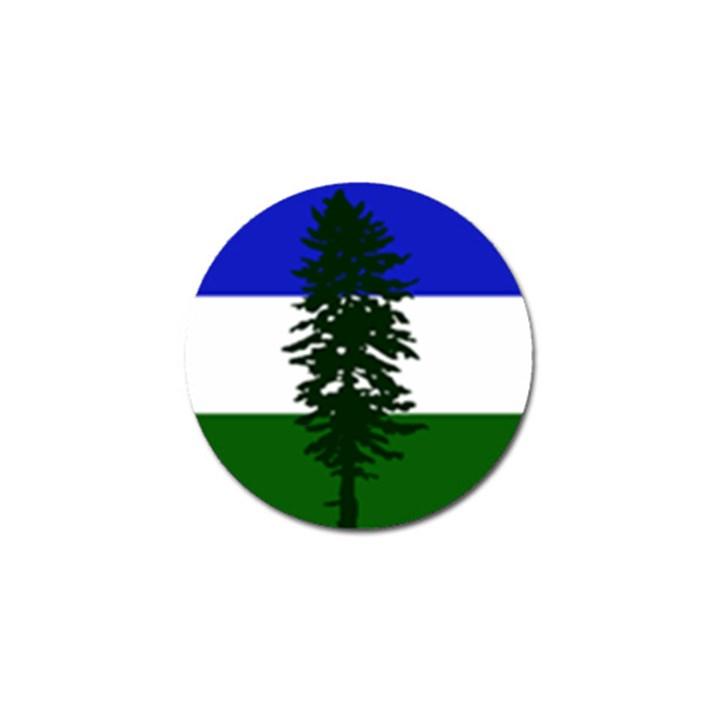 Flag of Cascadia Golf Ball Marker (4 pack)