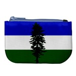Flag of Cascadia Large Coin Purse Front