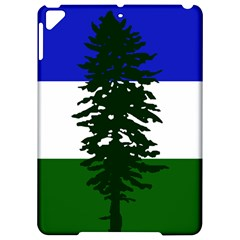 Flag Of Cascadia Apple Ipad Pro 9 7   Hardshell Case