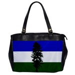 Flag of Cascadia Office Handbags Front