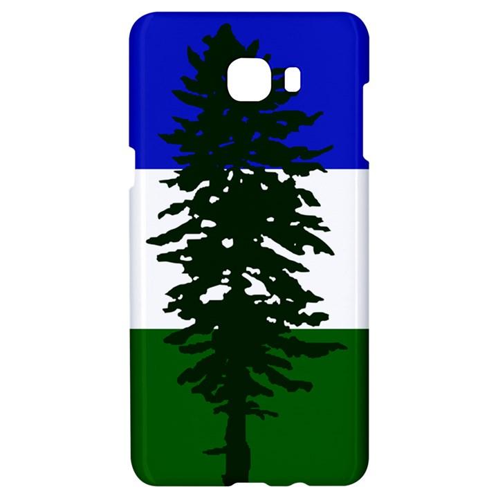 Flag of Cascadia Samsung C9 Pro Hardshell Case