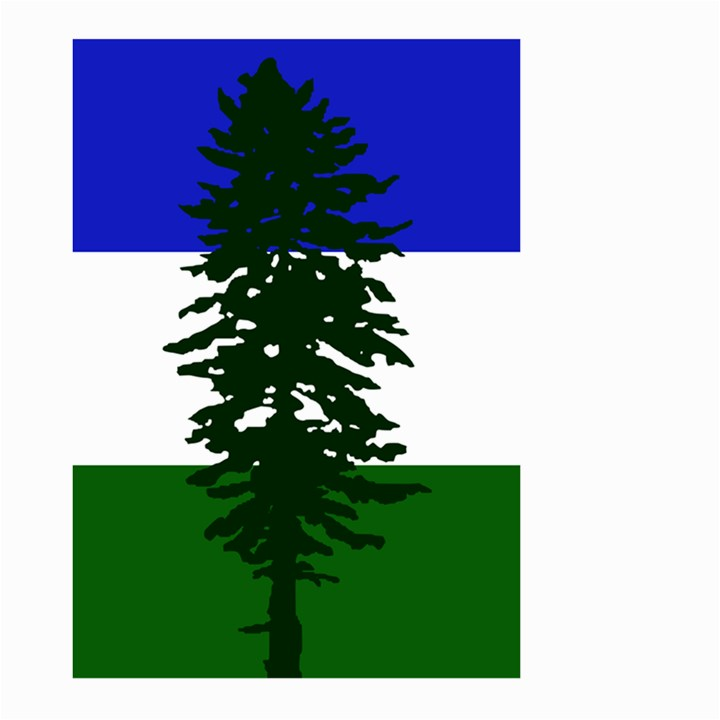 Flag of Cascadia Large Garden Flag (Two Sides)