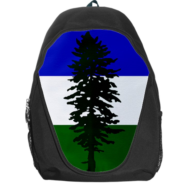 Flag of Cascadia Backpack Bag