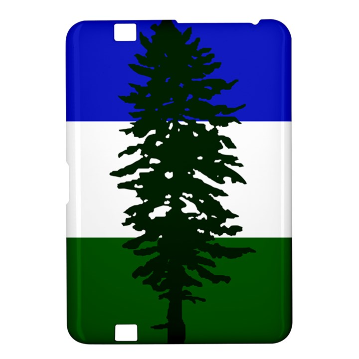 Flag of Cascadia Kindle Fire HD 8.9