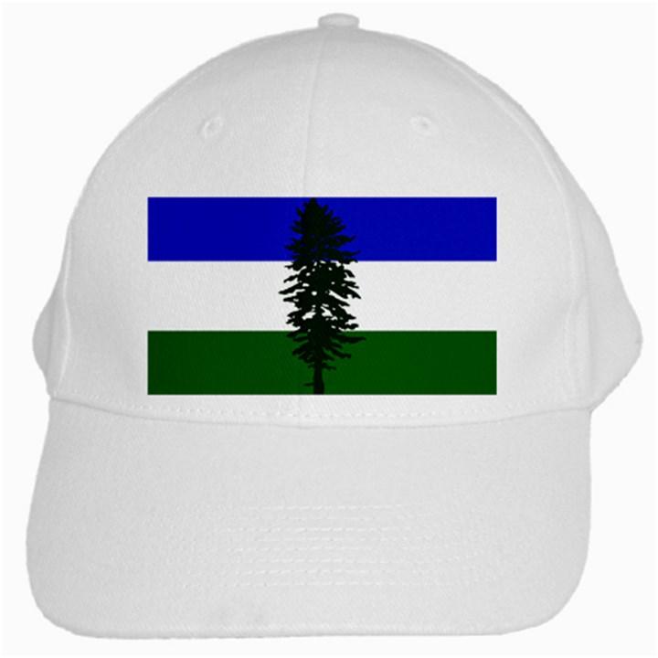 Flag of Cascadia White Cap