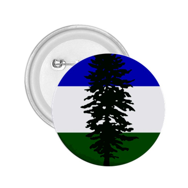 Flag of Cascadia 2.25  Buttons