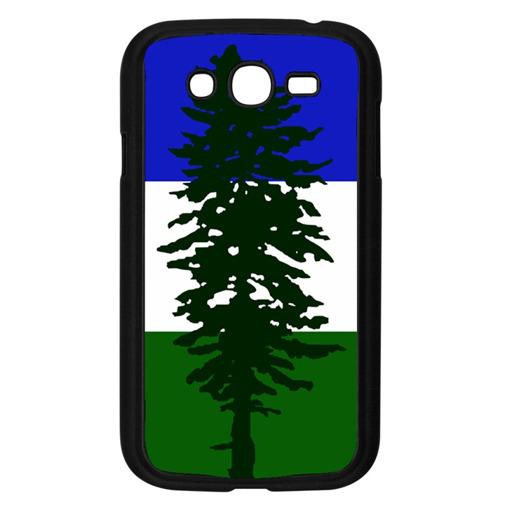 Flag of Cascadia Samsung Galaxy Grand DUOS I9082 Case (Black)