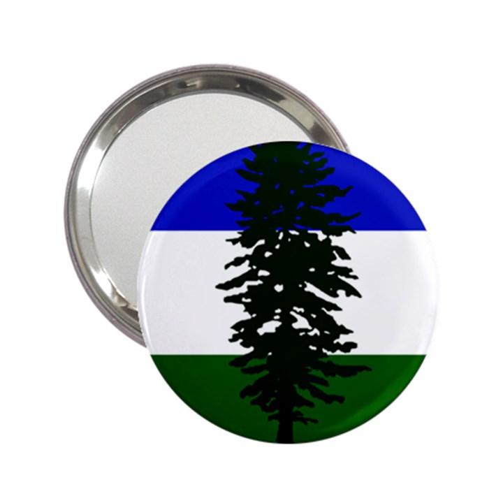 Flag of Cascadia 2.25  Handbag Mirrors