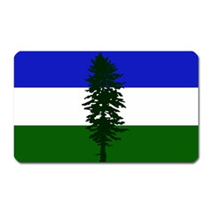 Flag Of Cascadia Magnet (rectangular)