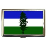 Flag of Cascadia Cigarette Money Cases Front