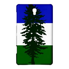 Flag Of Cascadia Samsung Galaxy Tab S (8 4 ) Hardshell Case